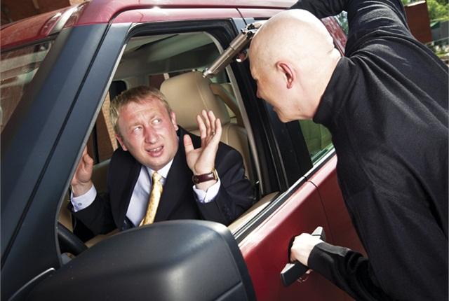 Matt Canovi: TACTICS TO SURIVE A CARJACKING